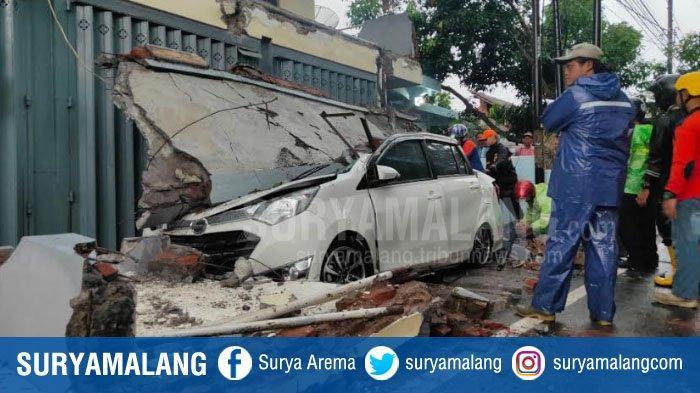 223 Bencana Melanda Kota Malang Selama Tahun 2019, Kebakaran Masih Mendominasi