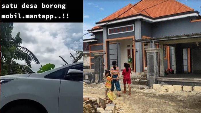 Kondisi Desa Miliarder di Tuban Setelah Viral, Warga Bangun Rumah Mewah dan Diserbu Sales Mobil