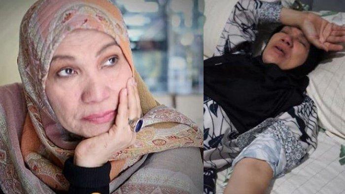 Kondisi Kesehatan Dorce Gamalama: Tak Sadarkan Diri Sejak Kamis, Sempat Terbaring Lemah saat Live