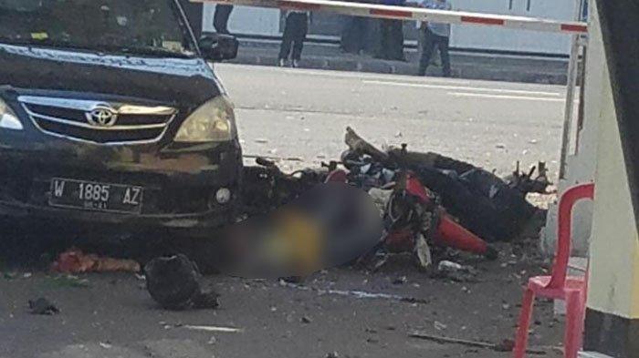 Pelaku Bom Bunuh Diri di Polrestabes Tinggalkan Utang, Alamak Nominalnya Sampai Segini
