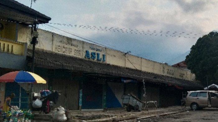 Bongkaran Pasar Besar Kota Batu Seharga Rp 560 Juta