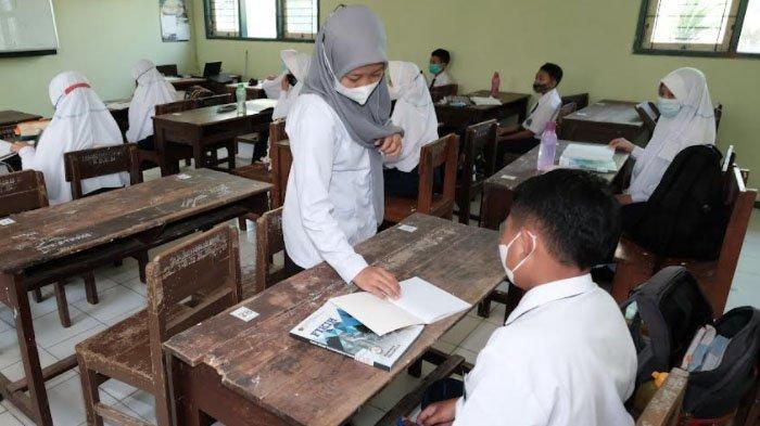Empat Sekolah Tingkat Menengah Pertama Selenggarakan PTM di Kota Batu