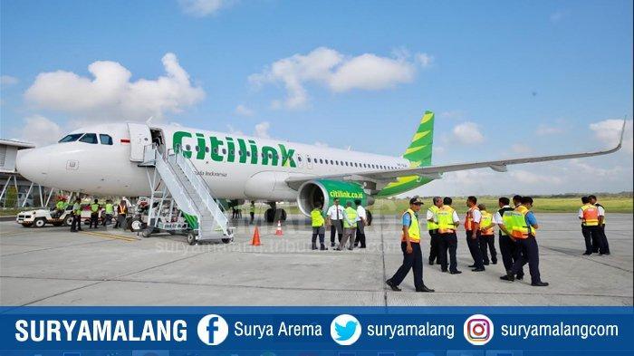 Dunia Penerbangan Banyuwangi Mulai Pulih, 20 Agustus 2020 Ada 12 Flight dengan 356 pax Penumpang