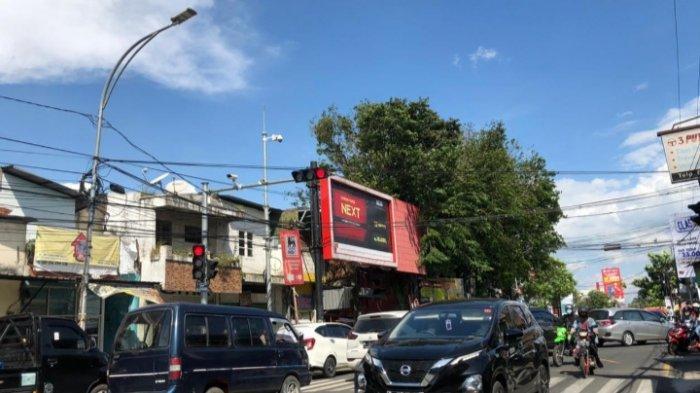 Volume Kendaraan Meningkat pada Hari Kedua Masa Libur Paskah di Kota Malang