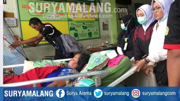 Pasca Kebakaran, Sebagian Instalasi Pelayanan Di RS Saiful Anwar Malang Ditutup