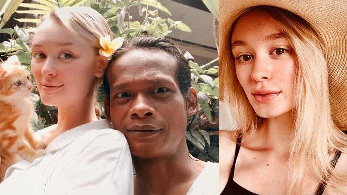 Akun Instagram Polly Alexandria, Bule Viral Dinikahi Nur Khamid Pria Magelang, Kini Lagi Hamil Anak