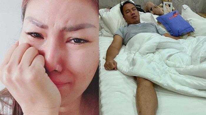 Kondisi Vicky Prasetyo Cuma Bisa Terbaring di Ranjang, Nasib Suami Kalina yang Ngaku Gladiator