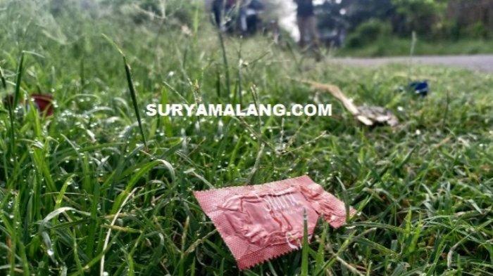 Puaskan Birahi di Pematang Sawah, Siswi-Siswa SMP Digerebek Warga, Ada Kondom dan Setengah Telanjang