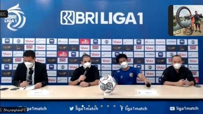 Ini Alasan Pelatih Eduardo Almeida Seusai Arema FC Bermain Imbang 0-0 dengan PSIS Semarang