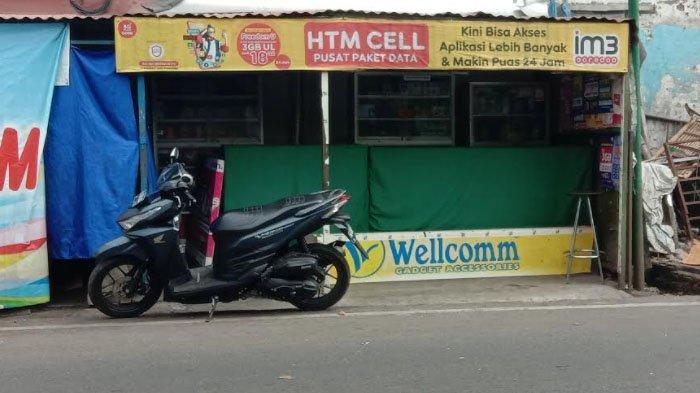 Konter HTM Cell Tutup Sementara Pasca Beredar Video Viral Penganiayaan di Kota Malang