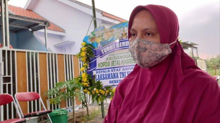 Cerita Istri Kopda Eka Kharisma Dwi, Motor Tua Mogok Sebelum Berlayar Kapal Selam KRI Nanggala-402
