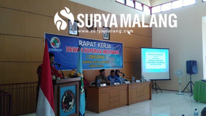 Pengurus Koperasi di Kota Malang Dikuliahi Tentang Manajemen Permodalan