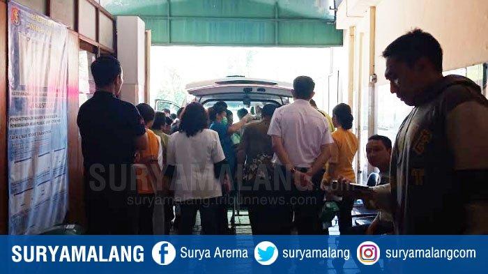 Bom di GKI Diponegoro Surabaya, Miris, Ibu Hamil Ini jadi Korban Saat Melintas di Depan Gereja