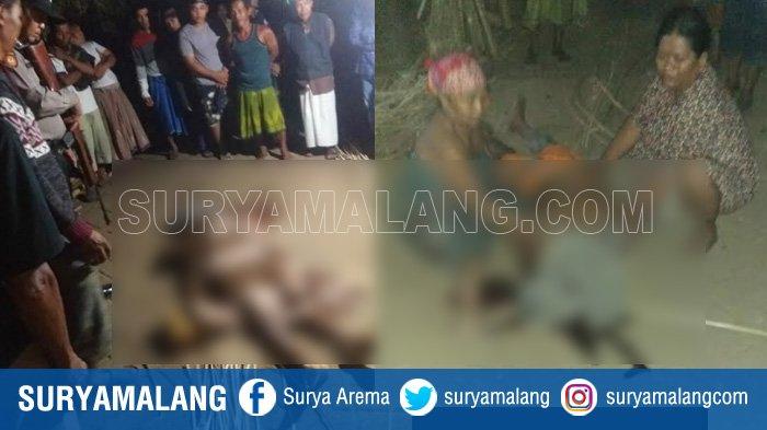 Kejam! Pria 73 Tahun di Pasuruan Dilempar Bom saat Menganyam Bambu