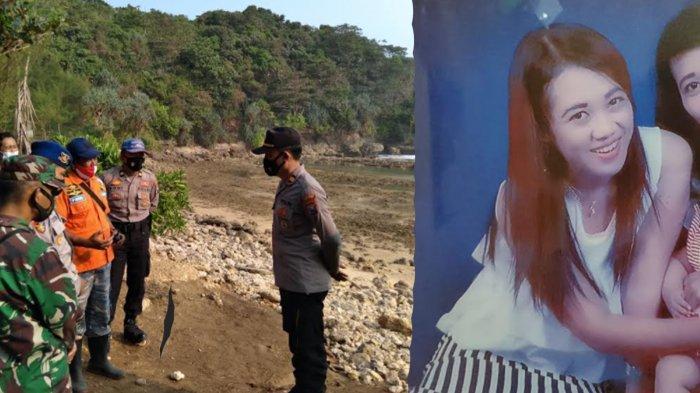 Linda Sempat Buat Status WA Sebelum Diterjang Ombak Pantai Batu Bengkung Malang