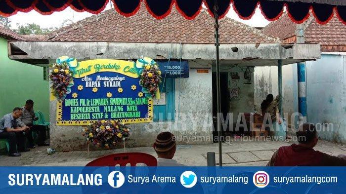 Sukadi Jadi Korban Tewas Peristiwa Tabrakan Mobil Polisi di Kota Malang, Keluarga Nyatakan Ikhlas