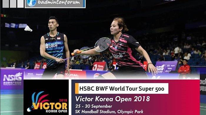 Korea Open 2018 - Hanya Satu Wakil Indonesia yang Meraih Kemenangan di Hari Pertama