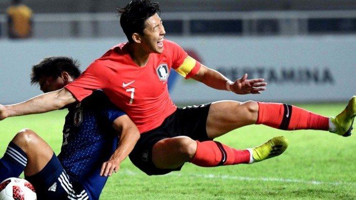 Sepak Bola Korea Selatan Raih Medali Emas, Jepang Langsung Fokus Persiapan Olimpiade 2020