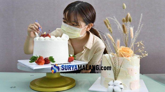 Korean Cake Tart Jadi Tren Baru Kado Valentine 2021, Harus Pesan H-2