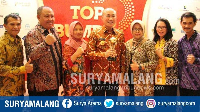Kota Malang Borong Penghargaan Top BUMD