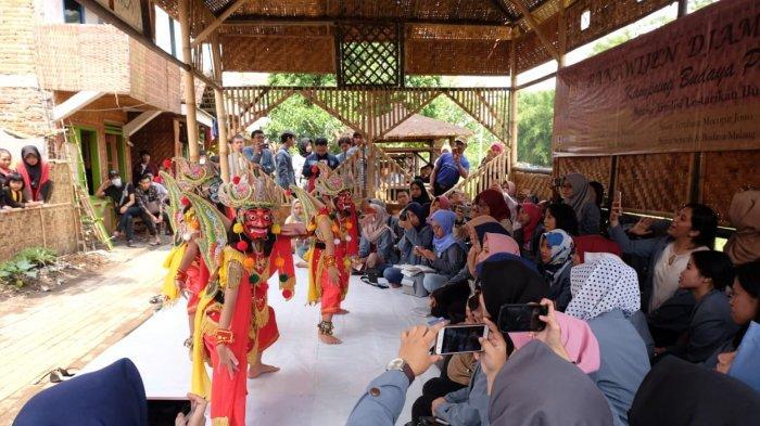Kampung Kelahiran Ken Dedes Gelar Festival Panawijen Djaman Bijen