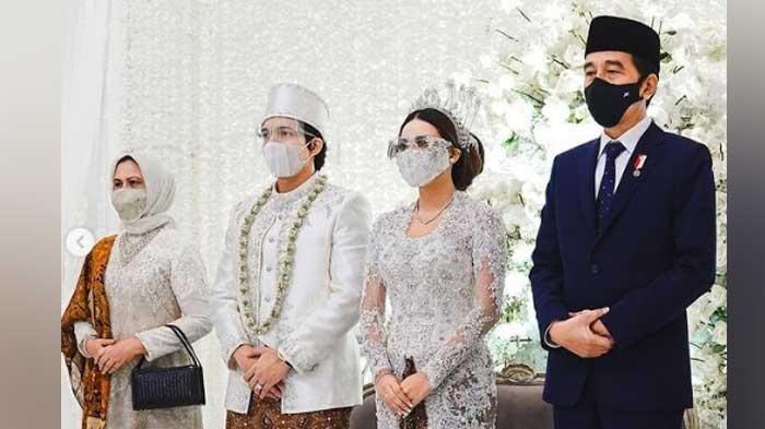 Pernikahan Aurel-Atta Dihadiri Presiden Jokowi