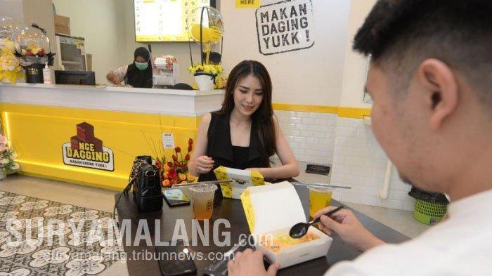Aneka Menu Olahan Daging yang Ramah Kantong di Kedai Ngedagging, Surabaya