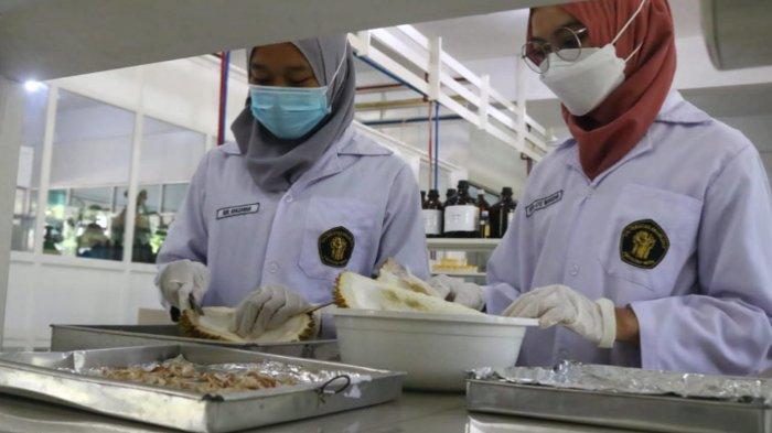 Mahasiswa UB Memanfaatkan Limbah Kulit Durian untuk Bikin Krim Anti-Jerawat