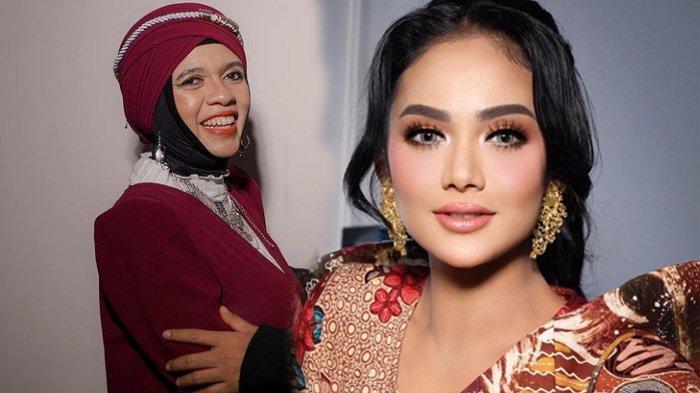 Besan Krisdayanti Haru, Sekotak Kado Besar Dikirim ke Malaysia, Adik Atta Kaget Buka Isinya: My God
