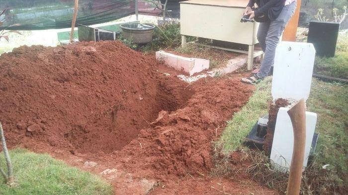 Kronologi Jenazah Hilang dari Kuburan Viral di Bekasi, Baru Dikubur 4 Bulan Lalu