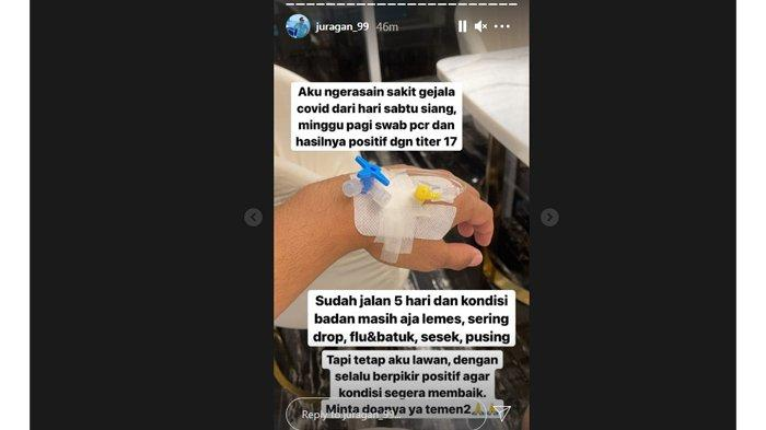 Kronologi Presiden Arema FC Positif Covid-19, Gilang Pramana Sudah Rasakan Sesak Napas Sejak Sabtu