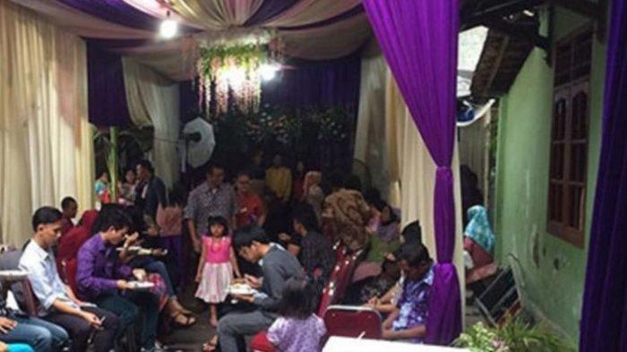 Kronologi Tragedi Resepsi Pernikahan di Madiun, 3 Tamu Tak Bermasker & Nekat Salaman Positif Covid19