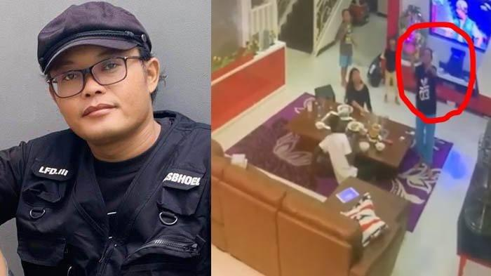 Detik-detik Kucing Sule Terjun Bebas dari Lantai 2 Terekam CCTV, Untung Berhasil Ditangkap, Selamat
