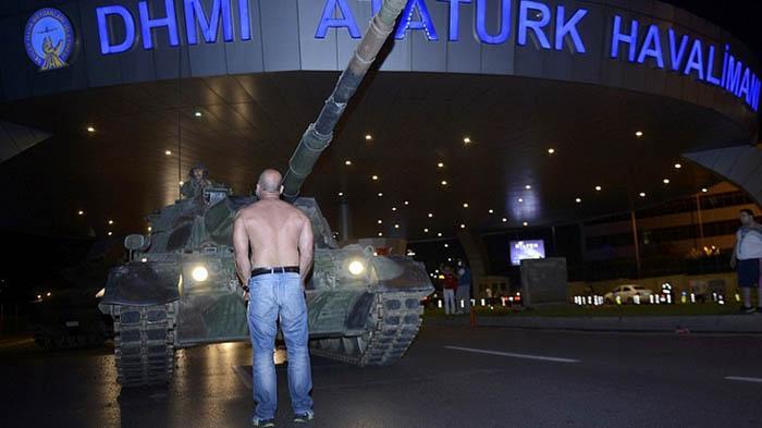 Dikudeta Militer, Presiden Turki Kabur ke Luar Negeri Naik Jet Pribadi