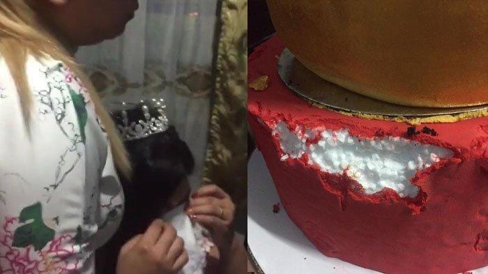 Kue dari Gabus, Pernikahan di Filipina Diwarnai Air Mata & Kacau Gara-gara WO Tak Profesional