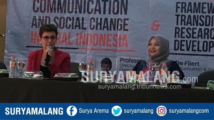 Proses Komunikasi Bisa Membentuk Perubahan Sosial