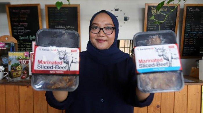 Dari Hobi Kulineran, Wanita Asal Malang Ajeng Nur Anisa Kini Punya Bisnis BBQ 40 Cabang di Indonesia