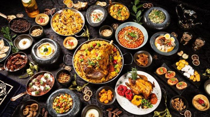 Morocco Iftar Ramadhan dan Journey to The Silk Road, Berburu Kuliner Khas Timur Tengah di Surabaya