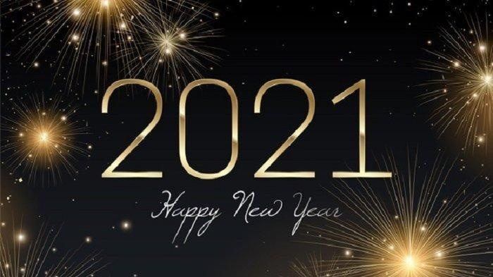 Kumpulan 50+ Gambar Ucapan Selamat Tahun Baru 2021 Terpopuler dan Selamat Natal dalam Bahasa Inggris