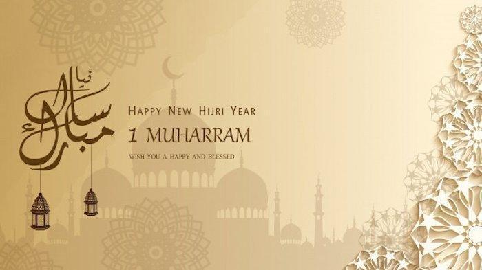 Kumpulan Gambar dan Ucapan Selamat Tahun Baru Islam 1 Muharram 1442 H, Cocok Untuk WA, IG dan FB