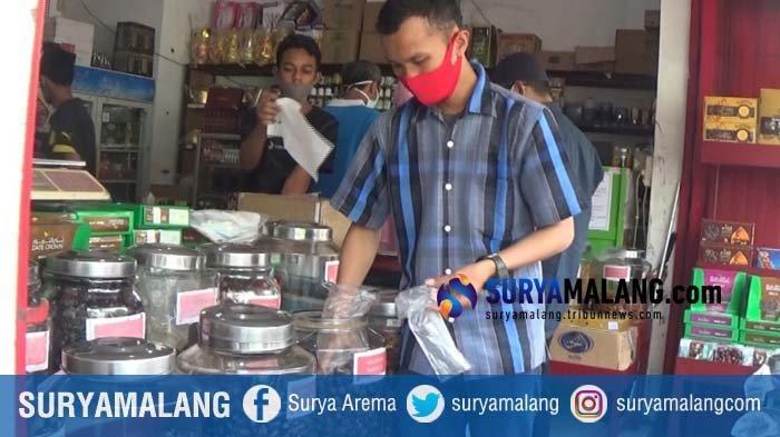 Tak Terpengaruh Wabah Corona, Penjualan Kurma di Kota Malang saat Ramadan 2020 Capai 2 Kuintal/Hari