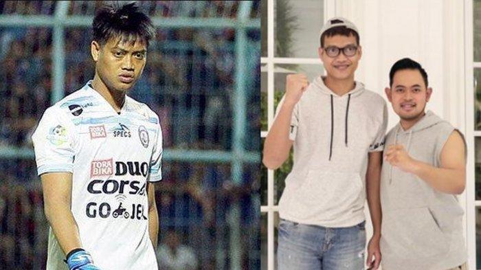 Presiden Arema FC Pilih Pulangkan Kiper Legenda Kurnia Meiga ke Malang Selain Kiper Eks Villarreal