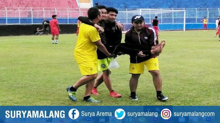 Penyebab Cedera Serius Kurniawan Kartika Ajie, Harus Jalani Operasi dan Libur Panjang dari Arema FC