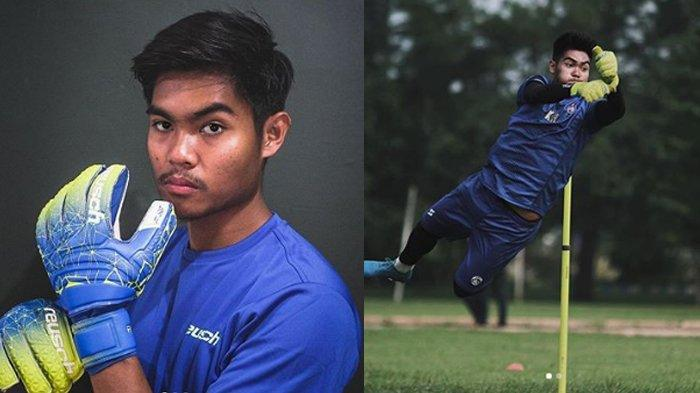Pemulihan Kiper Arema FC, Kurniawan Kartika Ajie Butuh Waktu 6 Bulan
