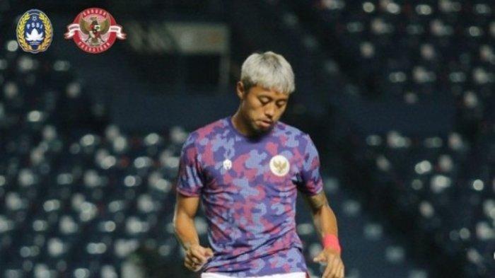 Striker Arema FC Beri Satu Umpan untuk Kemenangan Timnas Indonesia Atas Taiwan 2-1
