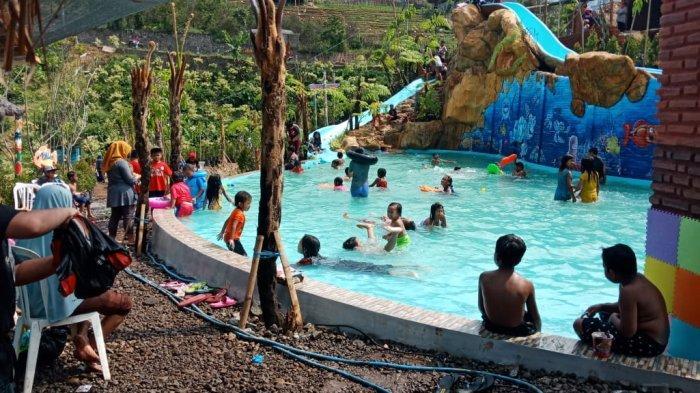LA Water Park Kota Batu Siap Jadi Jujukan Wisata Kolam Renang