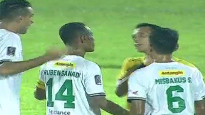 Hasil Skor Akhir Final Piala Presiden 2019 Arema vs Persebaya di Malang adalah 2-0