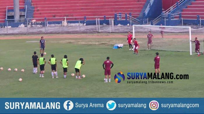 Besok Sore, Persik Kediri akan Jalani Laga Uji Coba Ketiga Lawan Martapura TC di Stadion Brawijaya