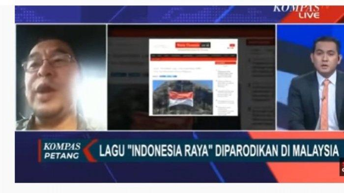 Lagu Indonesia Raya Dilecehkan Malaysia, KBRI Lapor ke Polisi Diraja, Lutfi Agizal Juga Lapor Polisi