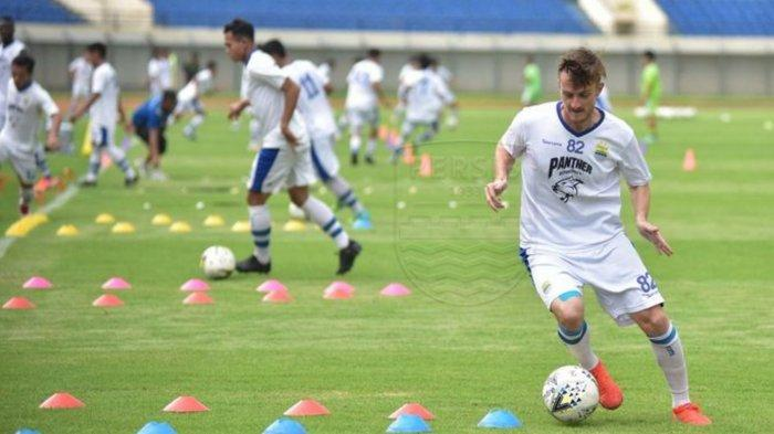 Ada 8 Wajah Baru di Persib Bandung, Antusias Jalani Latihan Perdana Jelang Piala Menpora 2021
